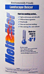 Melt Mor products are for homeowners as well as professional snow removal companies.